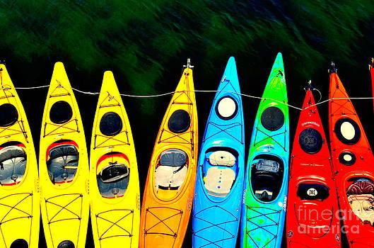 Kayaks by Christian LeBlanc