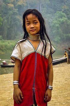 Kayan Girl by Phil Callan Photography