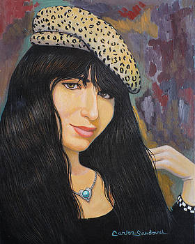 Kayla by Carlos Sandoval