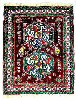 Kazak Style by Norma Boeckler