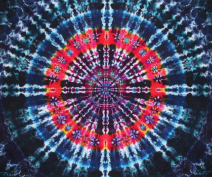 Kazamm Mandala by Courtenay Pollock