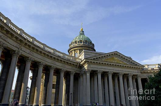 Pravine Chester - Kazan Cathedral