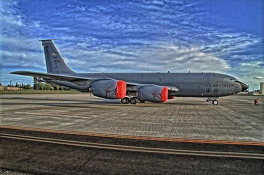 KC-135R Tanker by Dan Quam