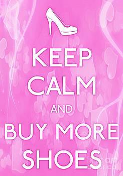 Daryl Macintyre - Keep Calm And Buy More Shoes