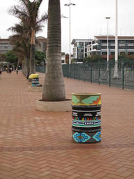 Keep It Up Ethekwini by Frank Chipasula