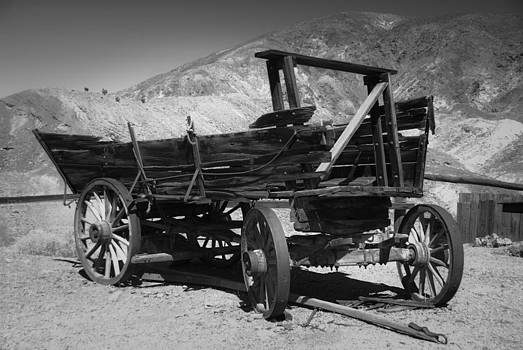 Keep those wagons rolling by Rob Heath