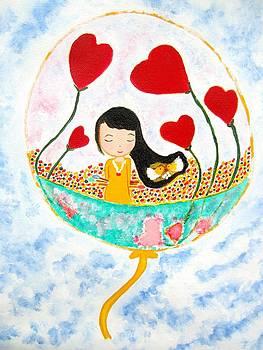 Keep your dreams alive by Rakhee Krishna