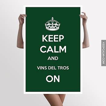 @keepcalmr #keepcalmr #keepcalm by Joan Ramon Bada