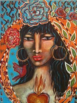 Keeper of the Flame by Maya Telford