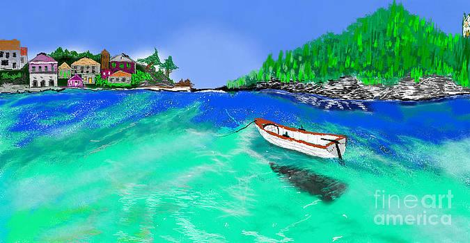 Kefalonia Island by Jiovanni Dim