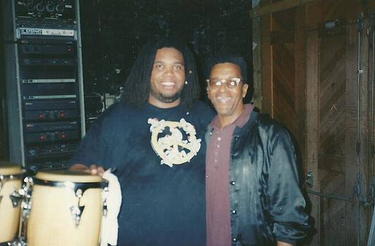 Kelly Bell with Eric E by Otis L Stanley