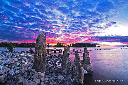 Kelly Point Solstice by Josh Kulla