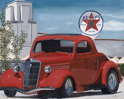 Jack Atkins - Kellys