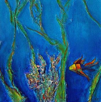 Kelp Bed by Diane Maley