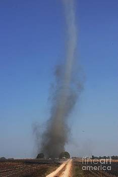 Kentucky Dust Devil by Steven Townsend