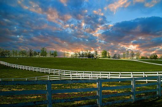 Randall Branham - Kentucky Famous Horse Hotel