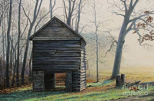 Kentucky Tradition by Phillip  Powell