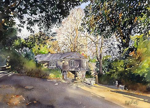 Kenwyn Church by Margaret Merry