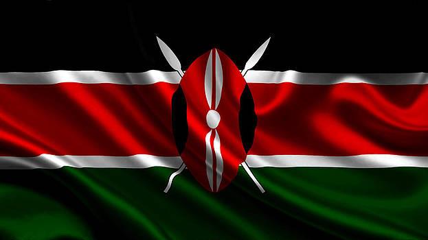 Valdecy RL - Kenya Flag