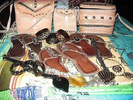 Kenyan Crafts by Samuel Ondora