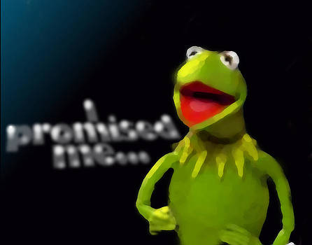 Marcello Cicchini - Kermit the frog - I promised me
