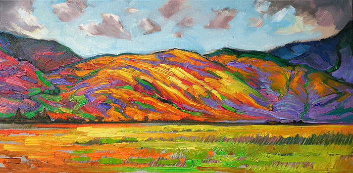 Kettle Farmscape 8 by Gregg Caudell