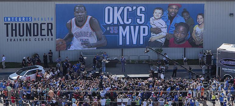Cooper Ross - Kevin Durant MVP