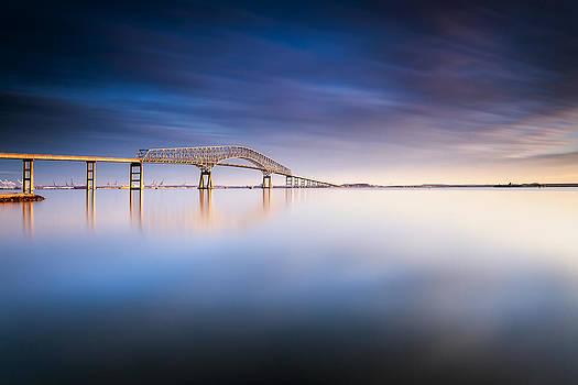 Key Bridge 2014 by Edward Kreis