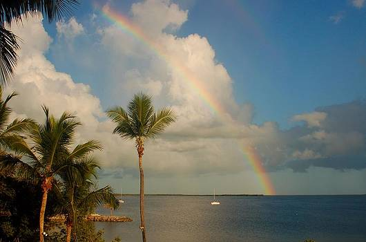 Key Largo Rainbow by Thomas Taylor