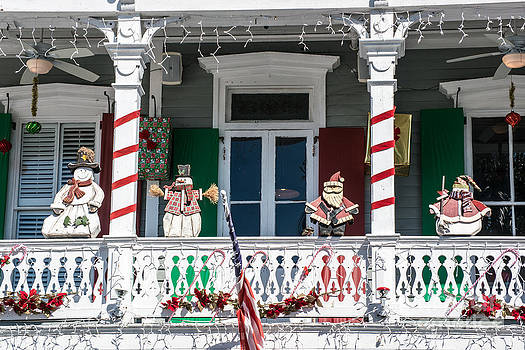 Ian Monk - Key West Christmas Decorations 1