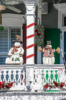 Ian Monk - Key West Christmas Decorations 2