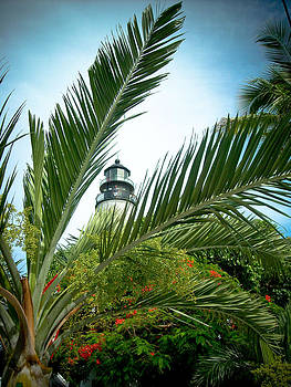 Key West Lighthouse by Ken Rutledge