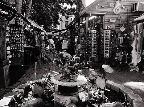 Key West Shopping by Susan Sidorski