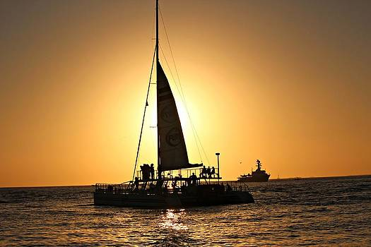 Key West Sunset by Jo Sheehan