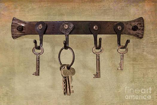 Barbara McMahon - Keys to Secrets Past