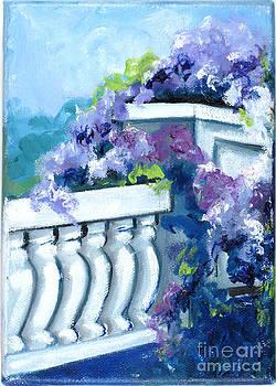 Keystone Bridge by Gedda Runyon Starlin