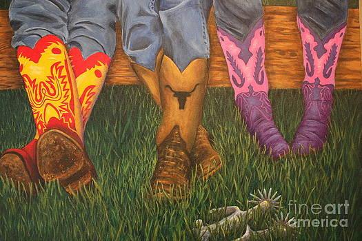 Kickin Back by Terri Maddin-Miller