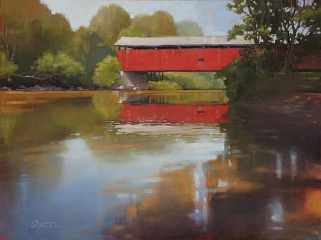 Kidd's Mill Bridge by Todd Baxter