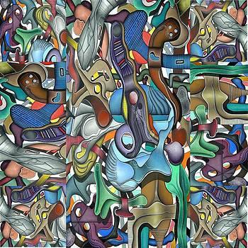 Kieko Alteration by George Curington