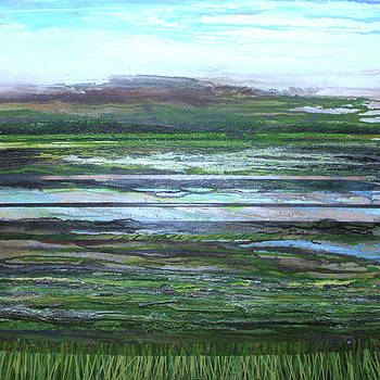 Kielderwater Rhythms and Reflections by Mike   Bell