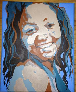 KIera age 16 by Mindy Dennis