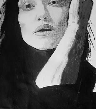 Kiera Knightley by Dan Twyman