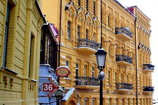 Rick Todaro - Kiev Architecture