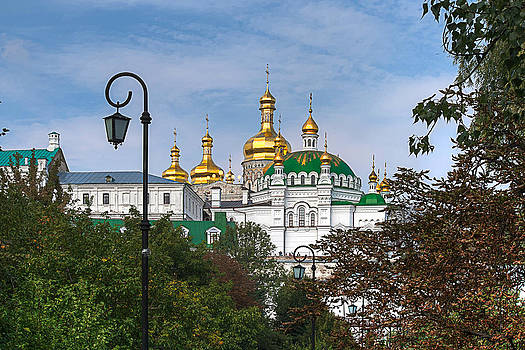 Matt Create - Kiev Pechersk Lavra in September