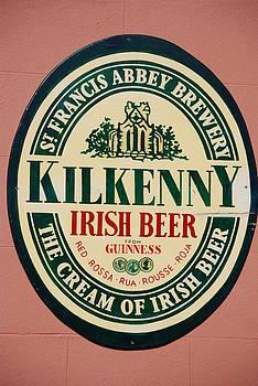 Charlie and Norma Brock - Kilkenny Irish Beer