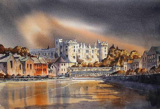 Kilkenny On The Nore by Roland Byrne