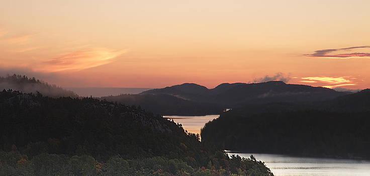 Killarney - Sunrise by Alan Norsworthy