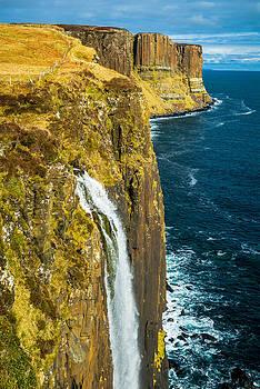David Ross - Kilt Rock Isle of Skye