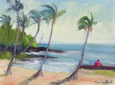Kilua-Kona Morning by Suzanne Elliott