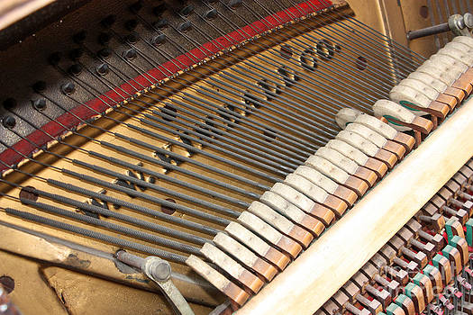 Gary Gingrich Galleries - Kimball Piano-3463